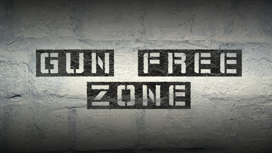 Gun free zones don't work