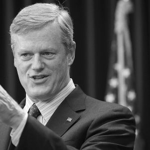 Charlie Baker's Dispiriting Drift Left as Strategic Planning