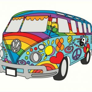 The Summer of Love:  Hippie Culture's Lasting Legacy