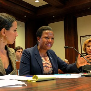 Dorchester Senator Dorcena Forry Resigns, Takes Construction Job