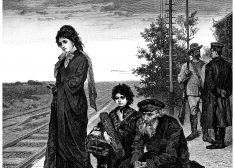 Family : Emigrants / Travelers – 19th century