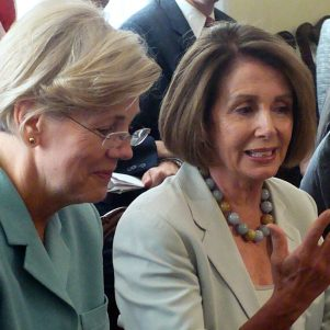 Is Liz Warren The Next Nancy Pelosi?