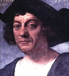 Et Tu, Columbus?
