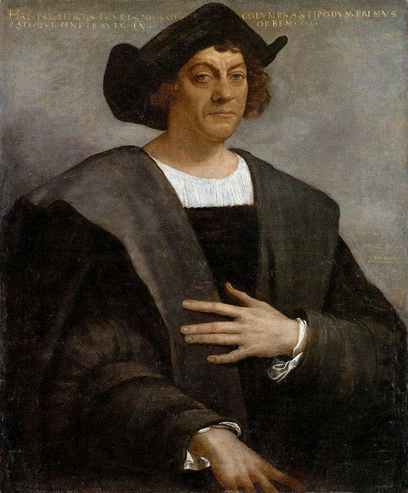 L.A. Junks Columbus Day