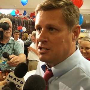 DIEHL MAKES IT OFFICIAL — He's Taking On Liz Warren in 2018