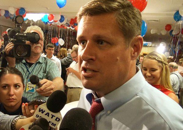 GOP Senate Hopeful Diehl Rides Along With Cops During Drug Busts