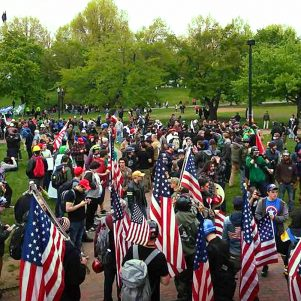 'Free Speech' Group Obtains Permit For Boston Rally