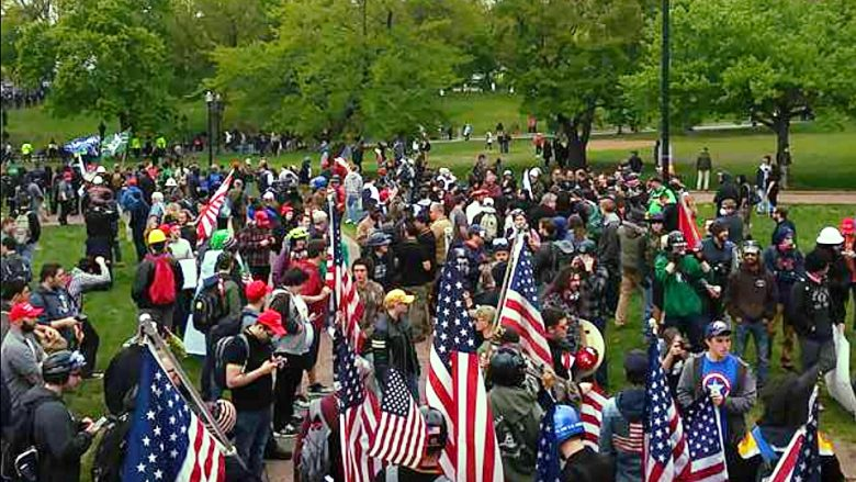 City approves permit for 'free speech' rally on Boston Common