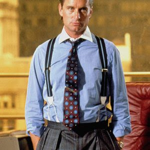 Gordon Gekko's Government