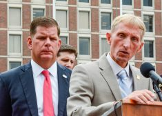 Marty Walsh and William Evans — Saved Wednesday 8-23-2017