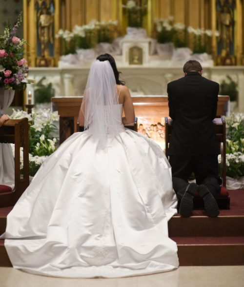 Catholic Wedding Ceremony: Wives, Be Submissive