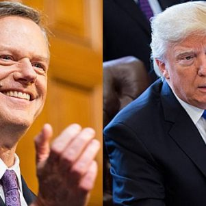 Baker and Trump Actually Share One Attribute:  'Nixonian Habits'