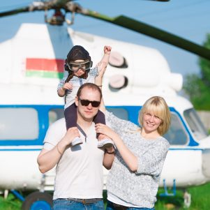 Time To Ditch the Helicopter, Parents