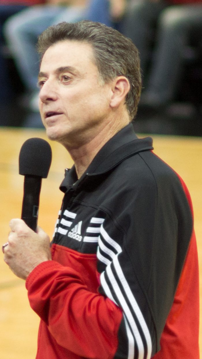 Rick Pitino Photo — Saved Saturday 9-30-2017