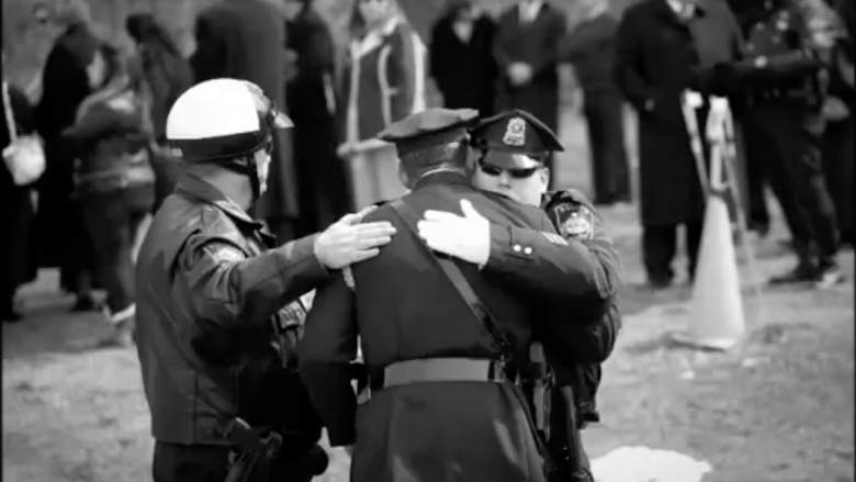 Enough Cop Killings. It's Time To Stand Behind Our Police.