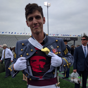 West Point Grad Touts Communism, Colin Kaepernick