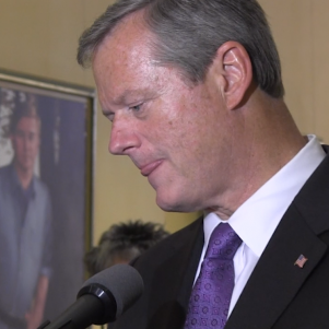 Governor Baker Not Giving Up On Electing Massachusetts Republicans