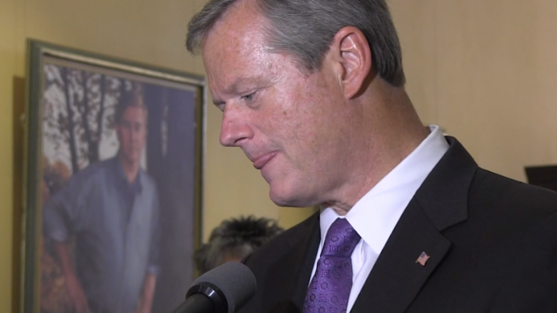 Governor Baker Not Giving Up On Electing Massachusetts Republicans - Governor of massachusetts