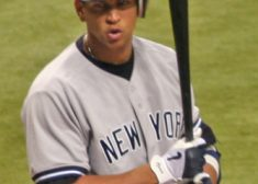 Alex Rodriguez Photo — Reacting To Strike Call — Saved Friday 11-3-2017