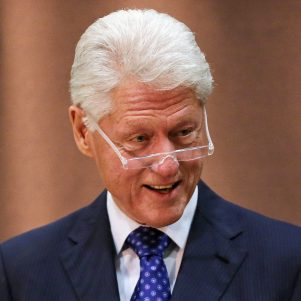 Don't Worry, New Hampshire Women, Bill Clinton's Got Your Back on This One