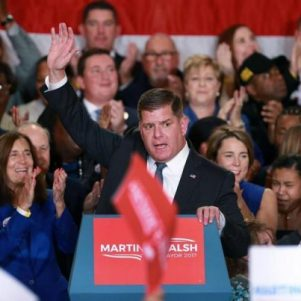 Talk of Mayor Marty Walsh Going National is Prematurely Foolish
