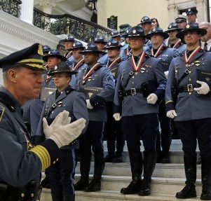 Massachusetts State Troopers Going To Puerto Rico