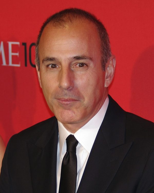 What Happens When We Forget To Tell the Truth About Sex, or:  Say It Ain't So, Matt Lauer, Say It Ain't So