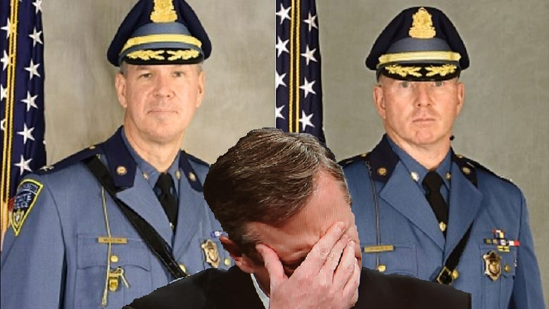 Massachusetts State Trooper Claims Worcester DA's Office