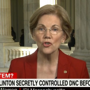 Liz Warren:  DNC Rigged Nomination For Hillary Clinton Against Bernie Sanders