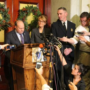 Senate Prez Rosenberg:  Bryon Entering Rehab