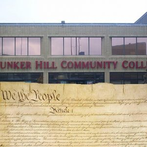U.S. Constitution Wins Appeal at Bunker Hill Community College; What About Other Massachusetts Campuses?
