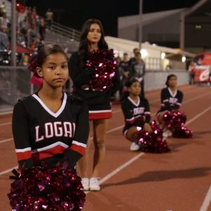 High School Cheerleaders Now Kneeling During National Anthem