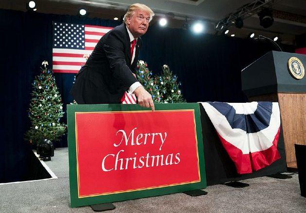 jingle all the way the war on christmas began in boston and continues in boston - The War On Christmas