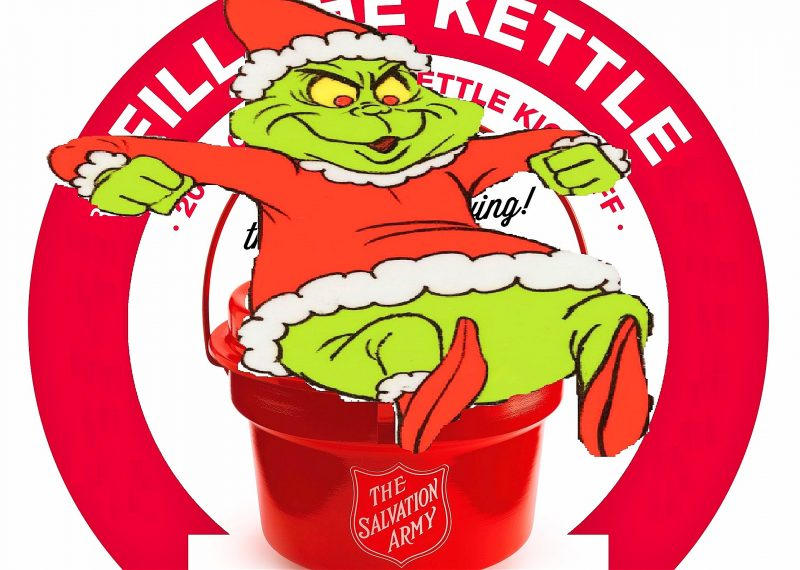 Volunteers needed for kettle campaign in Maple Ridge