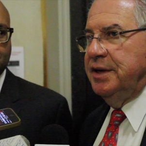 "Massachusetts Speaker DeLeo, Following GOP Criticism, Rules Out New ""Broad-Based"" Taxes"