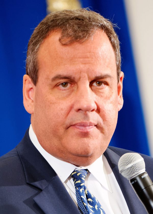 Chris Christie:  I'd Be President Now If It Wasn't For That Trump Guy
