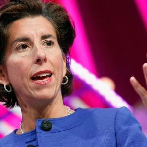 Gina Raimondo:  Rhode Island's Little Engine That Can