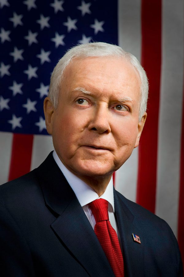 Orrin Hatch's Finest Hour