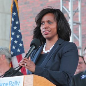 Ayanna Pressley Crushes Mike Capuano in Democratic Tilt for Congress