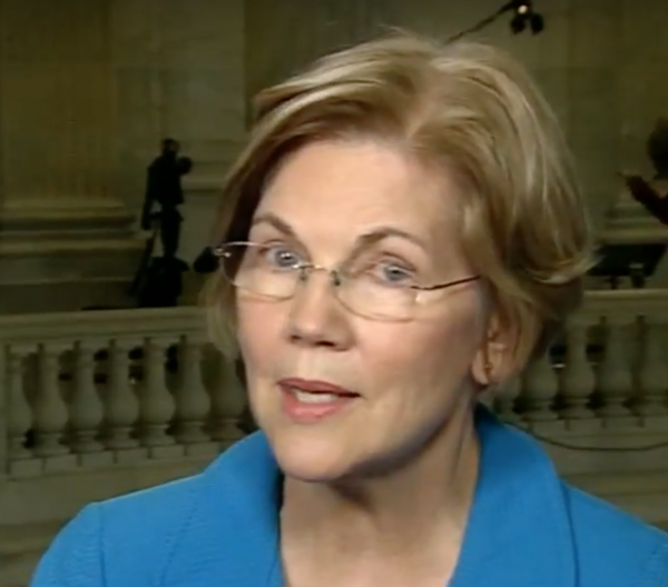 Elizabeth Warren's Indian Name Means 'Flat Foot'