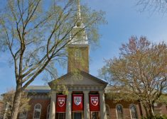 Memorial Church Photo — Harvard College — Saved Saturday 2-24-2018
