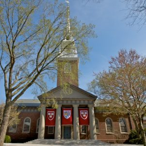 Harvard Attacks Christian Group for Acting Like Christians