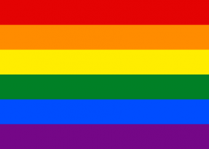 Rainbow Flag — Not Flying — Saved Tuesday 2-13-2018