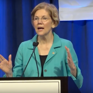 Elizabeth Warren Used To Play Indian; Now She Plays Charades