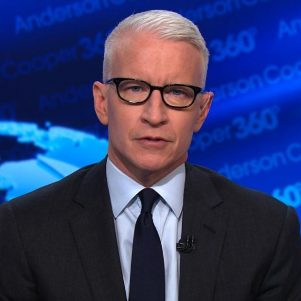 Anderson Cooper Cops Out On Stormy Daniels' Credibility: 'Viewers Can Make Up Their Own Mind'