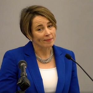 Maura Healey Running for Governor? Well, Charlie, You Go First