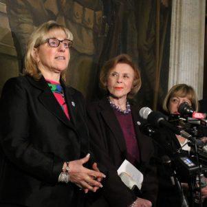 Massachusetts Senate President Karen Spilka Wants Mandatory Masks In Schools