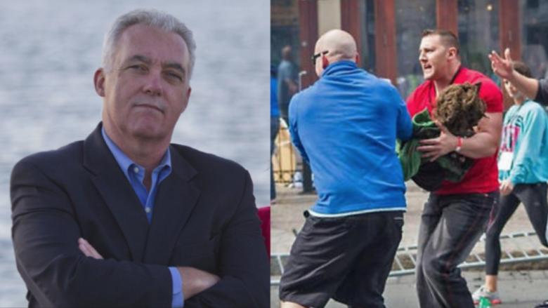 Boston marathon bombing suspect falsely accused of sexual harassment