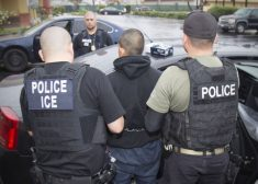 ICE Photo — Immigation Arrest — Saved Wednesday 4-25-2018