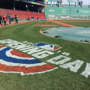 Olde Towne Team To See Some Changes at Fenway When They Take Field Opening Day